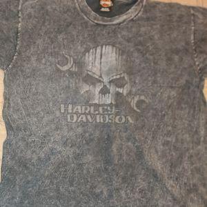 {Harley Davidson} Youth large t-shirt